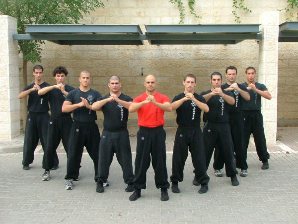 wu wei gung fu instructors